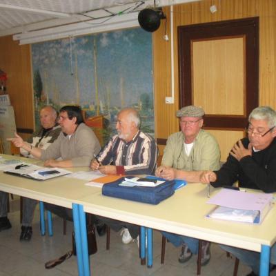 """Fév. 2013 Réunion Commission """"Pêche"""""""