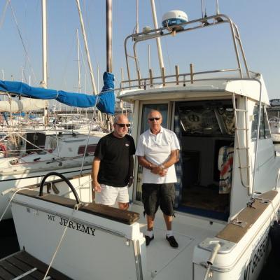 Juin 2012 Environnement -Pêche aux congres-