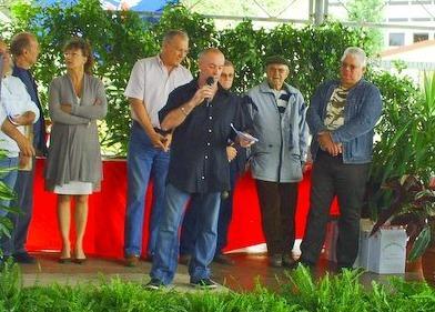 Juin 2011 -Remise des prix La Porquerolles et festivités-