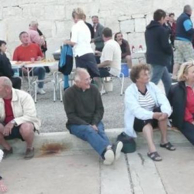 Juin 2011 -Sortie Frioul-