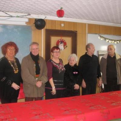 Jan. 2012 Les voeux de la Nautique