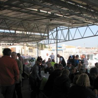Mars 2012 -Les Oursinades à la SNPB-