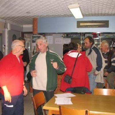18 mars 2012 -2e régate des sociétaires-
